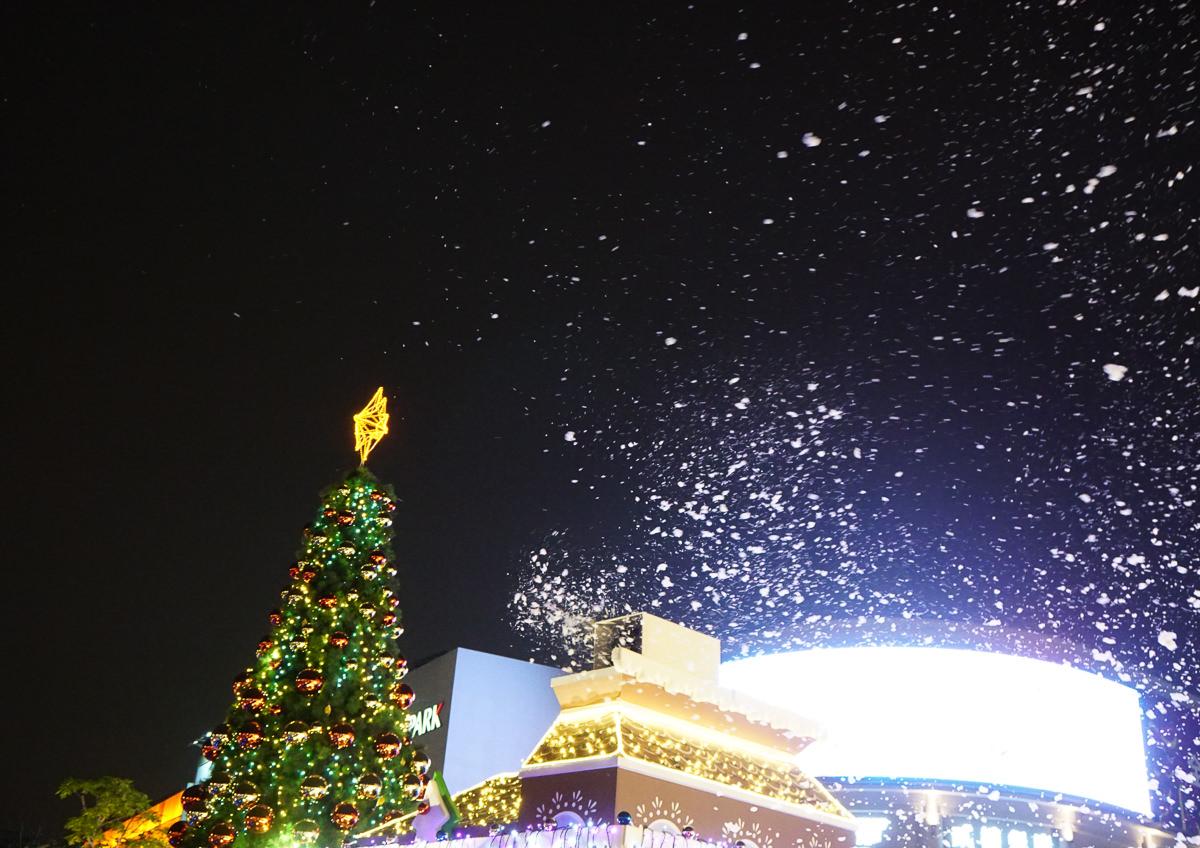 [高雄聖誕景點]大魯閣草衙道夢想耶誕-高雄下雪聖誕景點!?網美必來高雄IG打卡 @美食好芃友