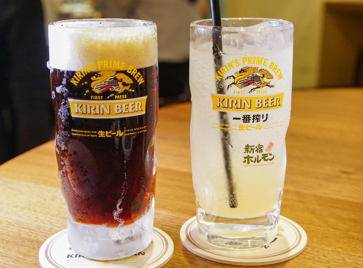 [高雄]新宿ホルモン台灣-老饕極推!超美味日式內臟燒肉專賣~海外第一間分店 @美食好芃友