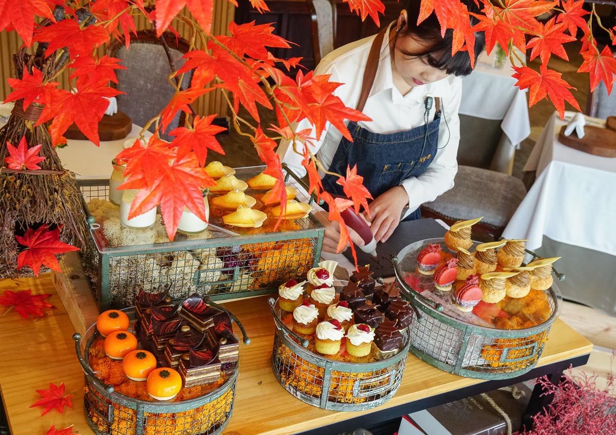 [高雄]安多尼歐-浪漫楓紅甜點車x最夢幻高雄約會餐廳 @美食好芃友