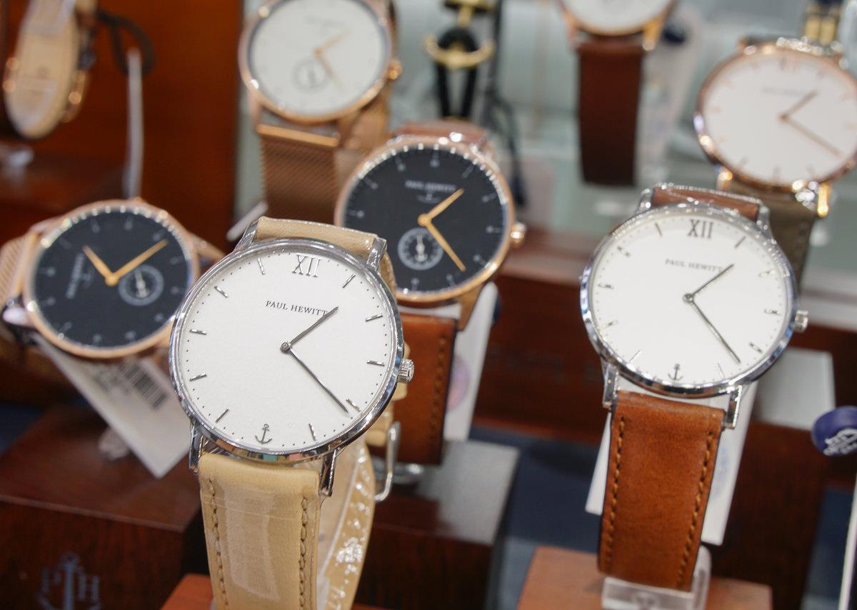 [高雄]One Week腕圍刻-超質感~手錶選品咖啡店!找一個屬於你的時間品味 @美食好芃友