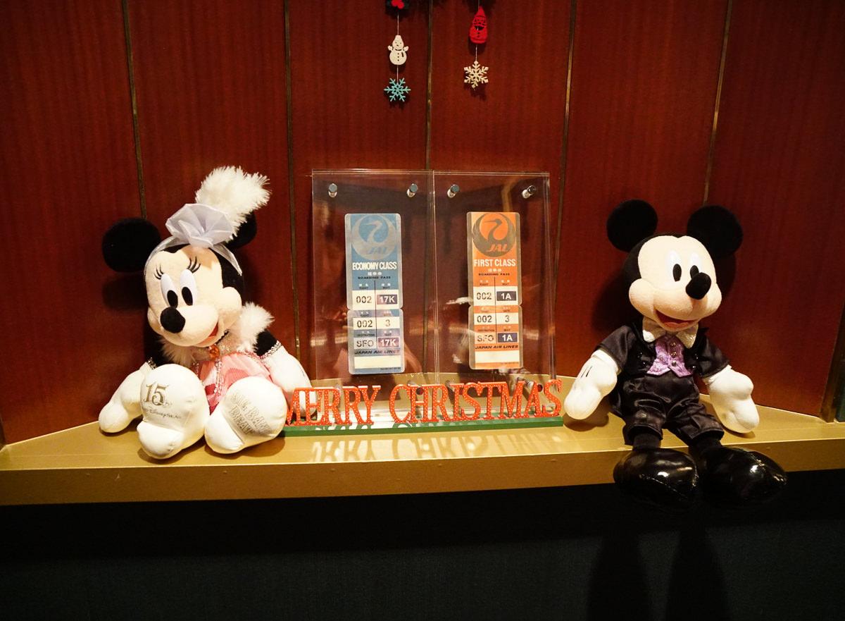 [東京]東京迪士尼海洋必看動感大樂團表演x日本航空會員限定日航貴賓室體驗 @美食好芃友