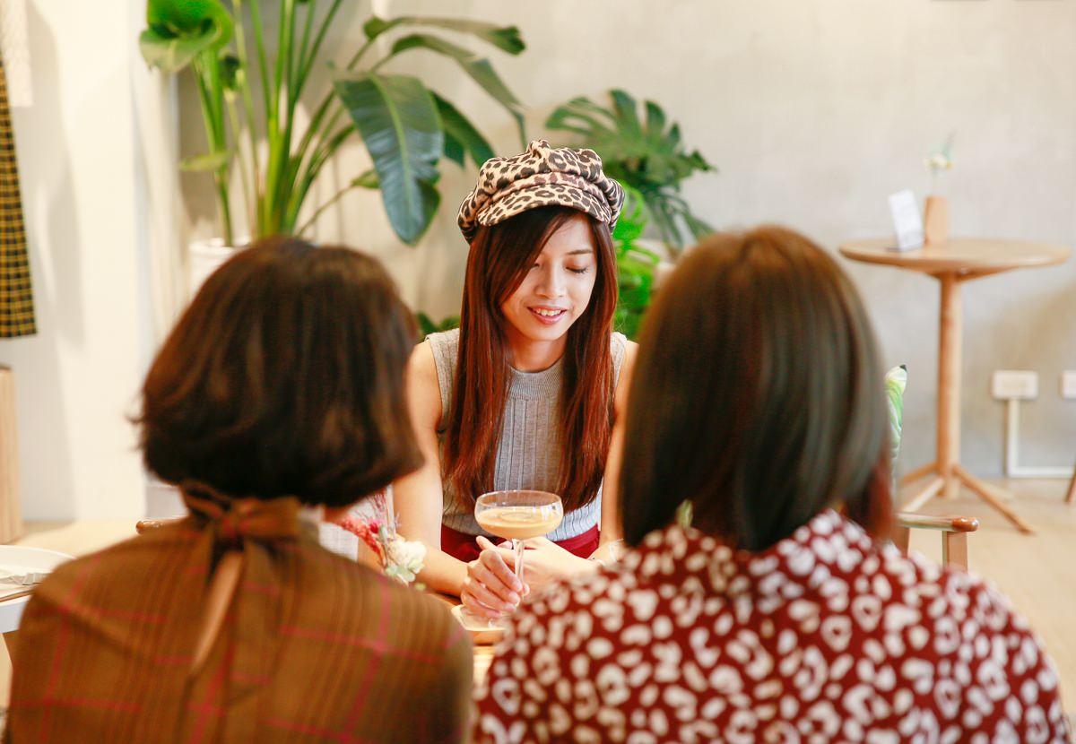 [高雄咖啡店推薦]LADYGO BoutiquexCoffee-質感平價服飾咖啡店~買衣服喝咖啡! @美食好芃友