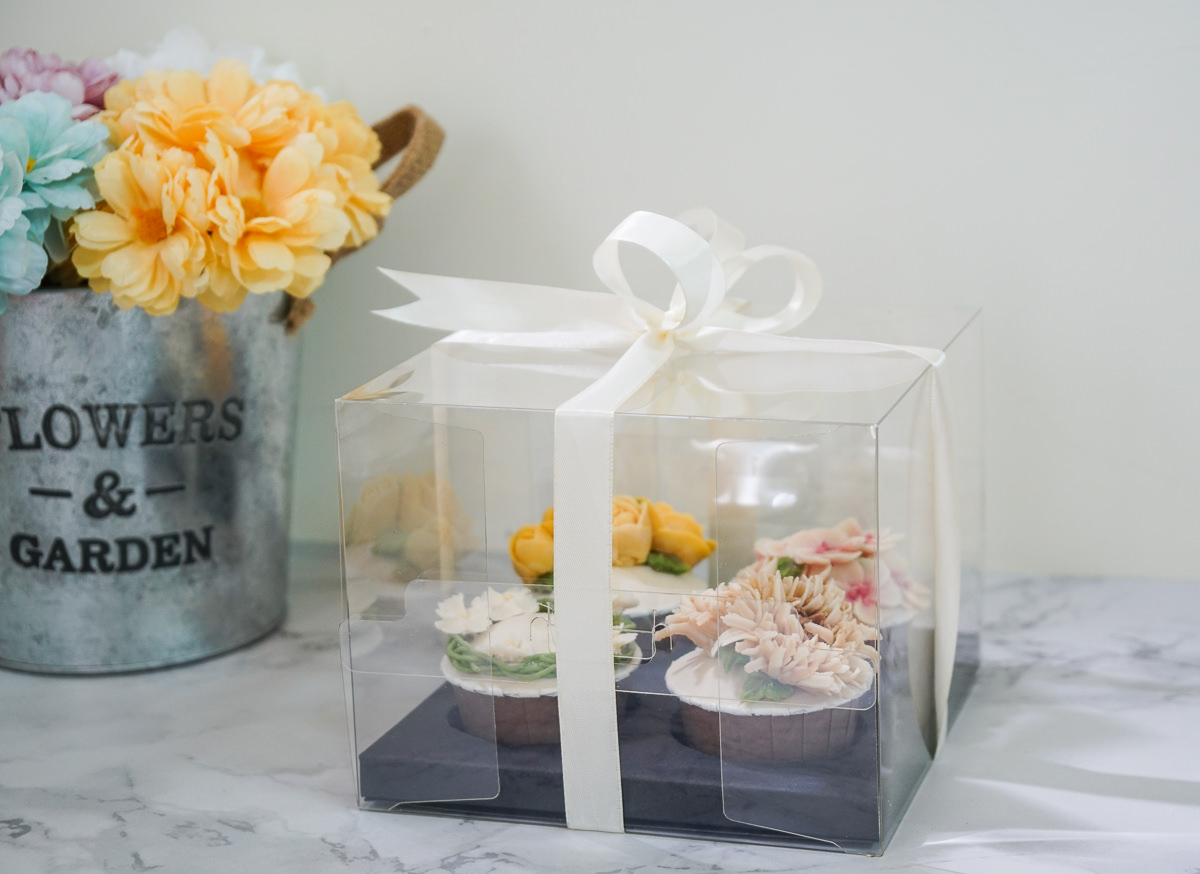 [高雄韓式擠花]Jenny Smile Cake-蛋糕上的夢幻花園~韓式豆沙擠花蛋糕教學/客訂蛋糕推薦 @美食好芃友