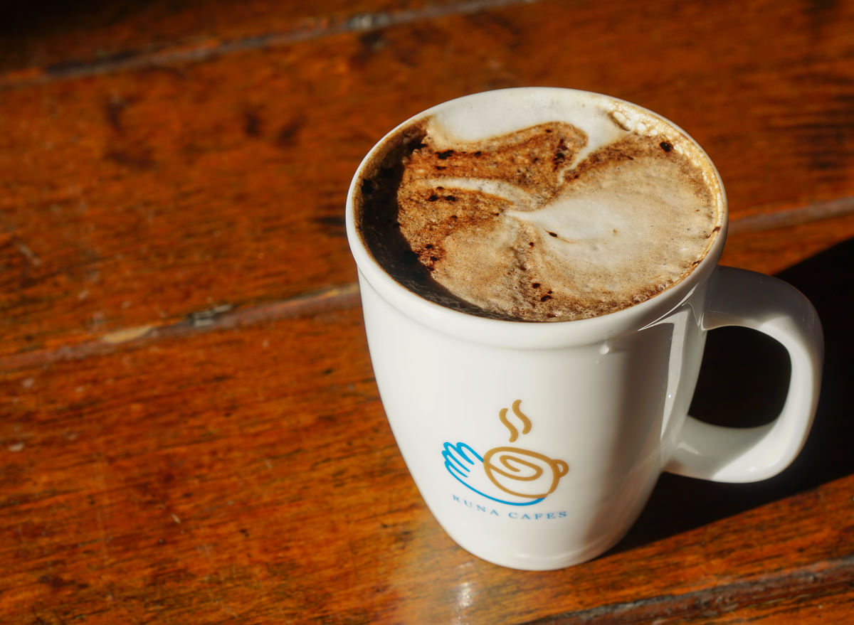 [高雄]嚕娜咖啡Runa cafe's-奶茶控不能錯過的鴛鴦ㄋㄟㄋㄟ!1/12~1/21任一消費直接送 @美食好芃友