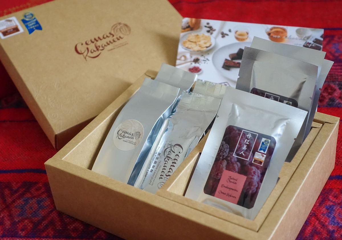[宅配美食]Cemas Kakanen時祐食品-新年禮盒推薦!讓親友驚喜的特別手工巧克力甜點 @美食好芃友