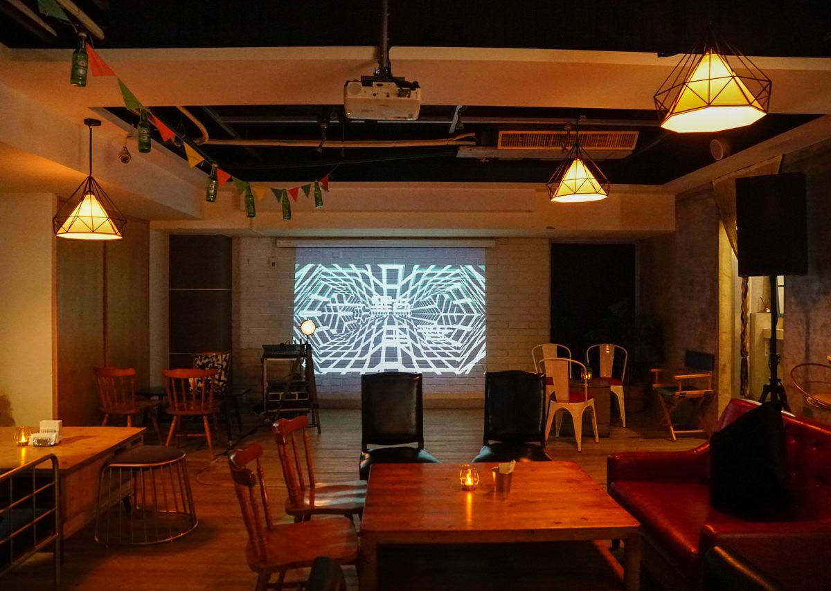 [高師大美食推薦]一點酒意酒食劇場1.91-創意互動品酒吃美食!充滿驚喜聚餐空間 @美食好芃友