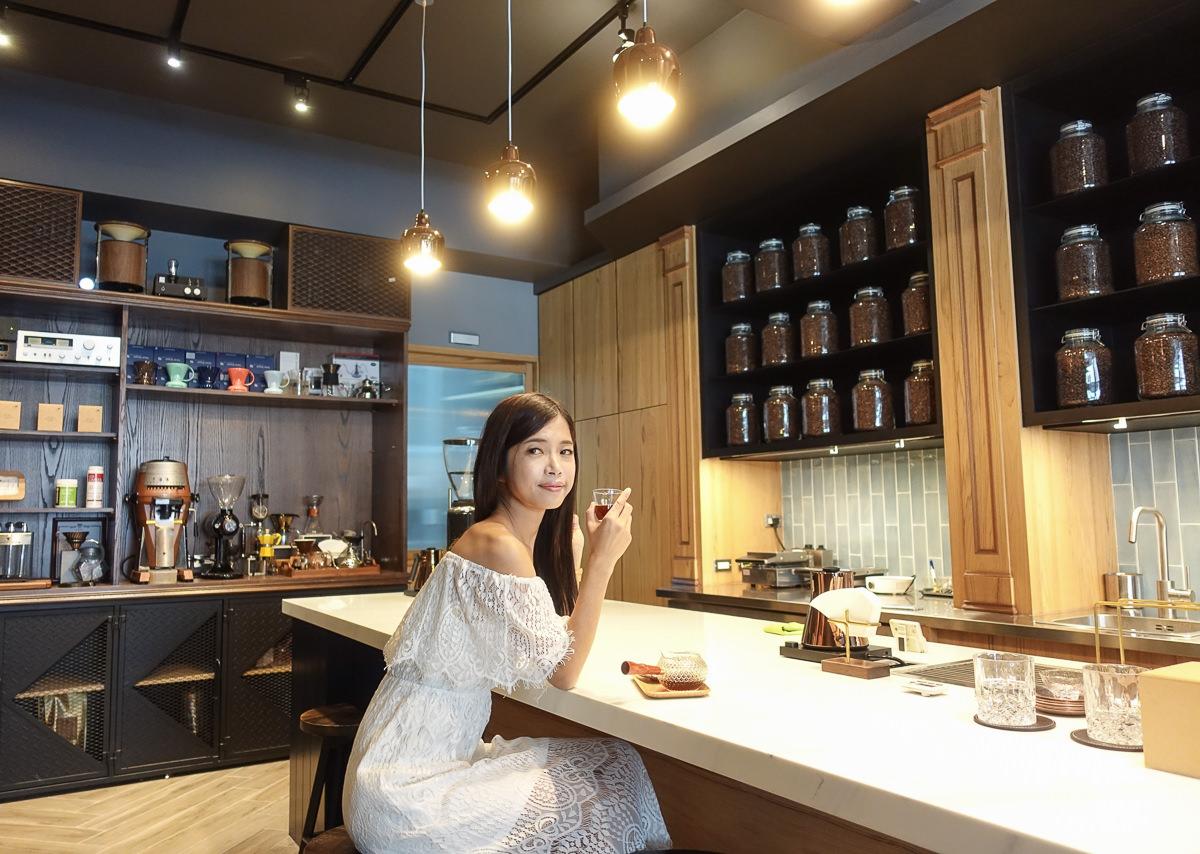 [高雄咖啡廳推薦]咖啡林咖啡-河堤社區話題復古咖啡廳!品嘗交織咖啡香的歐風典雅浪漫 @美食好芃友