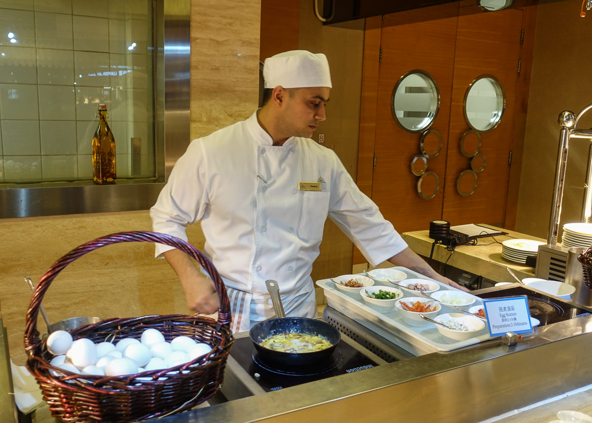 [澳門]澳門銀河酒店群芳餐廳自助早餐-超強大!不輸專業港式茶樓的好吃中式早餐 @美食好芃友