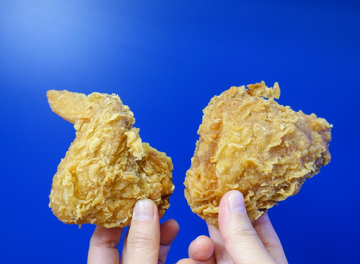 [高雄火車站美食]不好說炸雞(高雄站前店)-揪西脆皮美式炸雞~吮指涮嘴好滋味 @美食好芃友