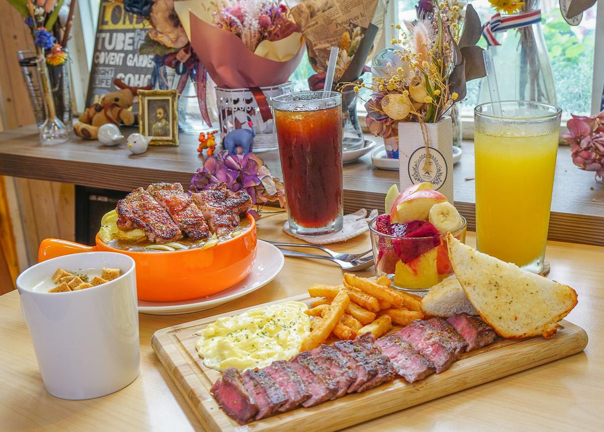 [高雄早午餐推薦]Bon appétit葩那貝蒂-鄉村風格好好拍~高C/P值早午餐 @美食好芃友