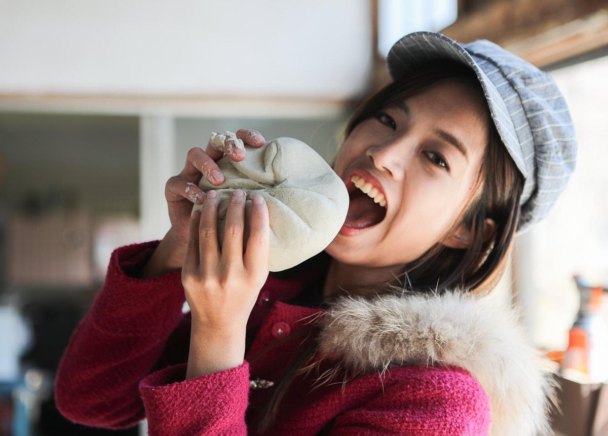 [茨城住宿美食]古民家荒蒔邸-體驗日本農家生活~DIY蕎麥麵體驗x自己下廚去!團體包棟住宿超划算 @美食好芃友