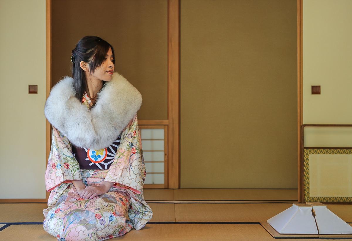 [茨城景點]西山の里「桃源」–西山御殿旁賞梅秘境~茶道優雅體驗 @美食好芃友