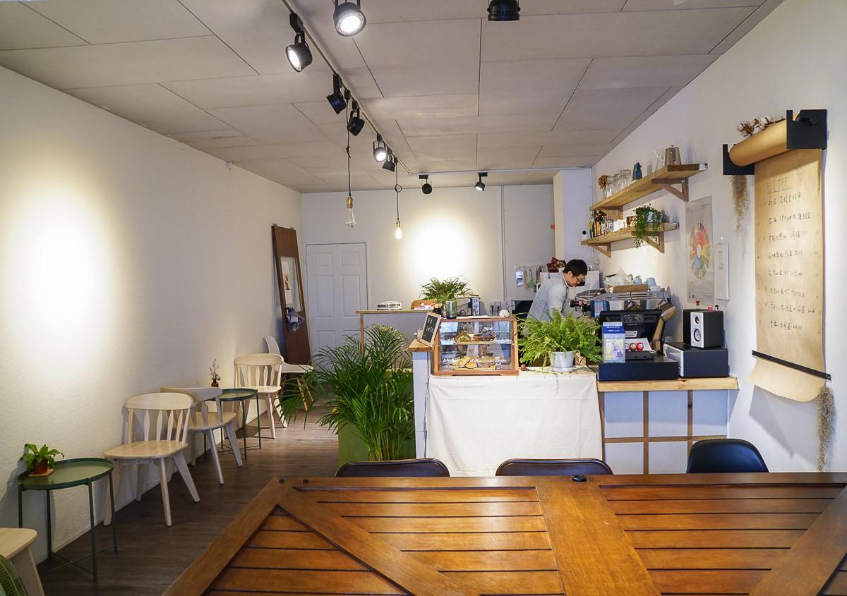 [高雄下午茶]餘地咖啡Coffee Room-信義國小站巷弄隱藏文青咖啡店!迷人手作甜點必吃 @美食好芃友