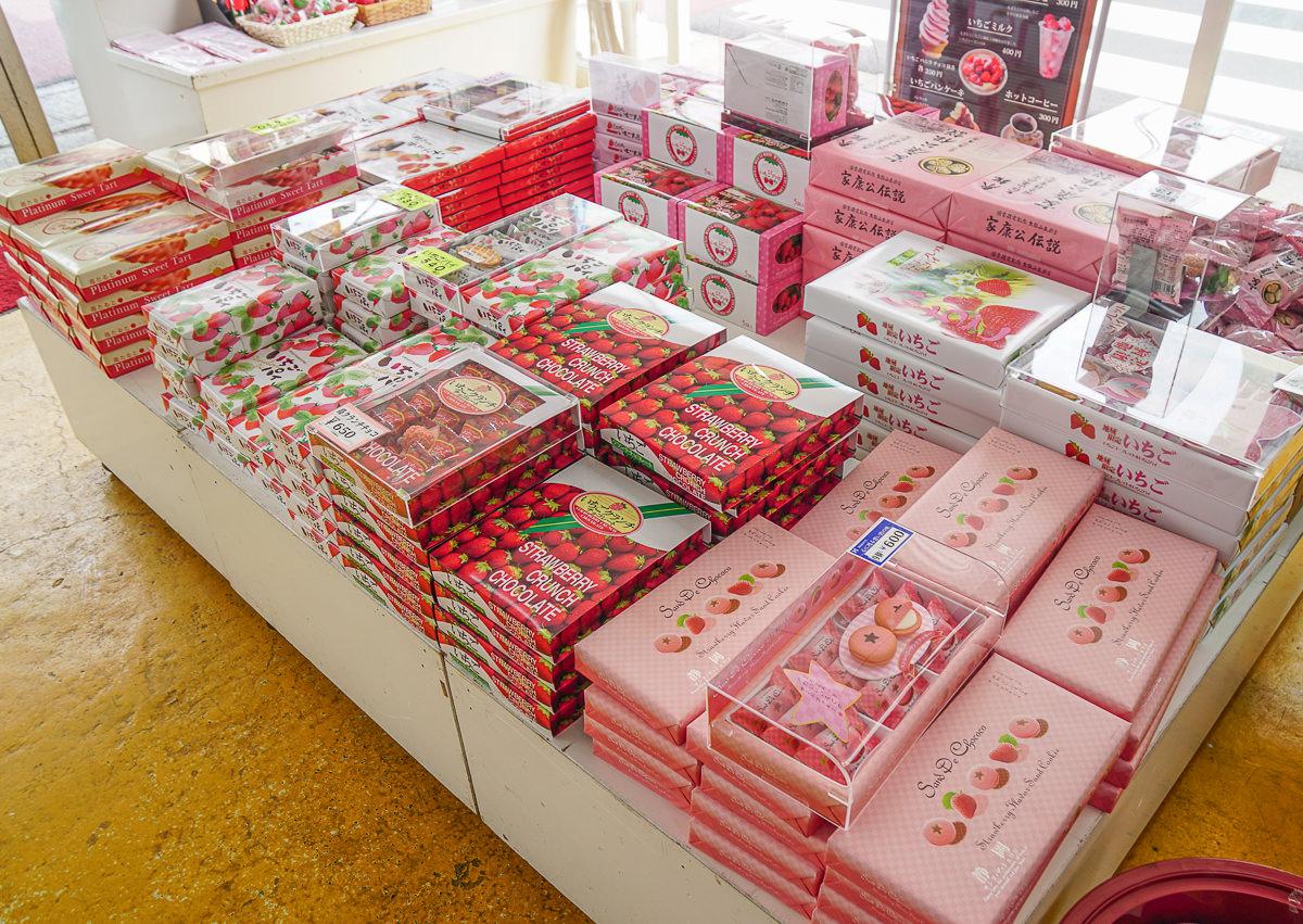 [靜岡景點]久能屋草莓園-靜岡採草莓去!30分鐘日本採草莓吃到飽 @美食好芃友