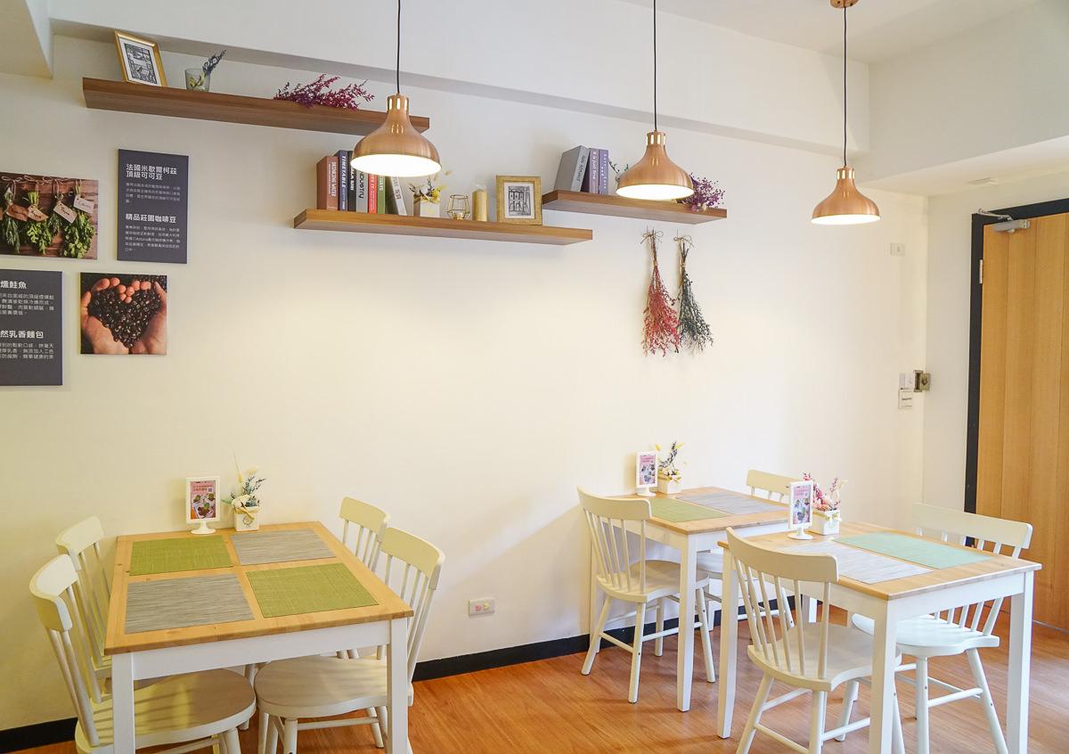 [高雄早午餐]Link Cafe凱琳咖啡-藏於住宅區的鄉村風格早午餐~港籍主廚的不平凡手藝 @美食好芃友
