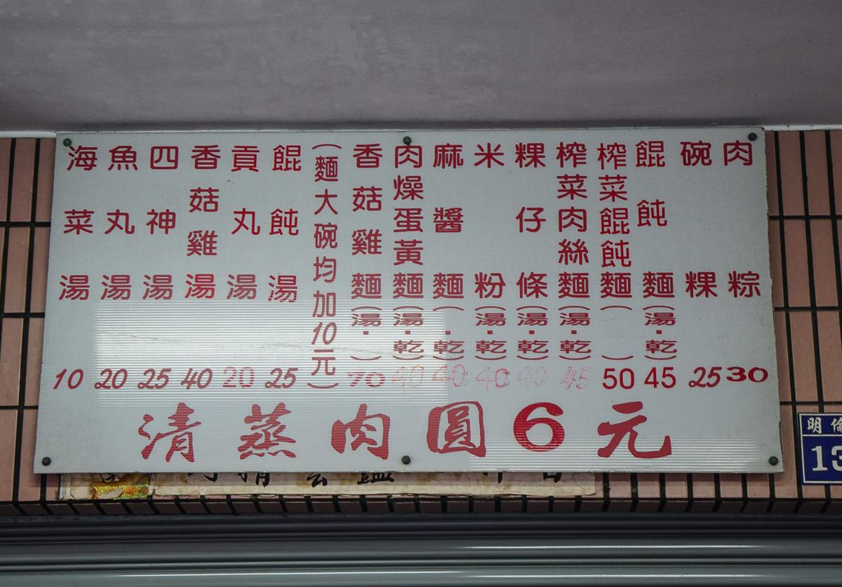[高雄鼓山美食]明倫路清蒸肉圓-一顆6元蒸肉圓!近瑞豐夜市超平價小吃美食 @美食好芃友