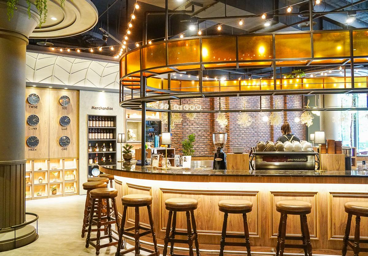 [高雄]南歌咖啡館Nango Cafe-高雄軟體園區隱藏版~優雅藍色歐風咖啡店 @美食好芃友
