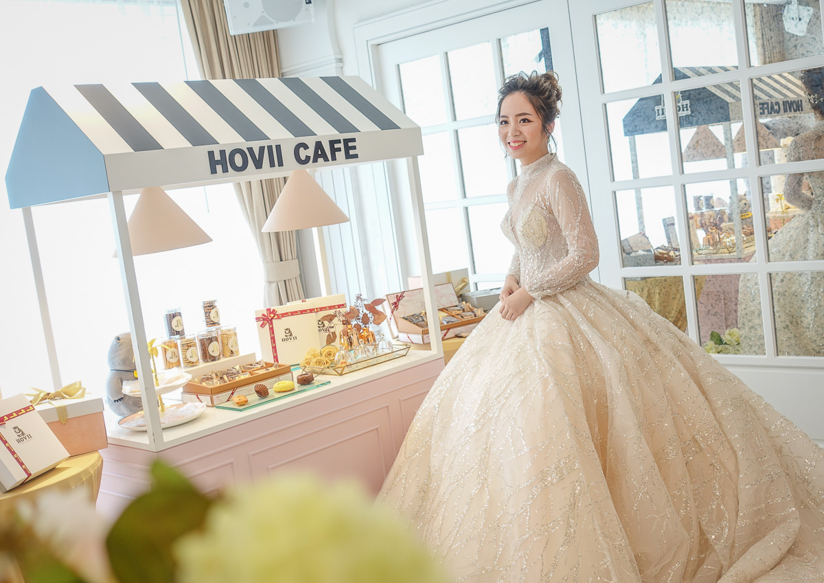 [高雄婚宴推薦]高雄福華大飯店Fashion wedding彩晶派對婚禮體驗日 @美食好芃友
