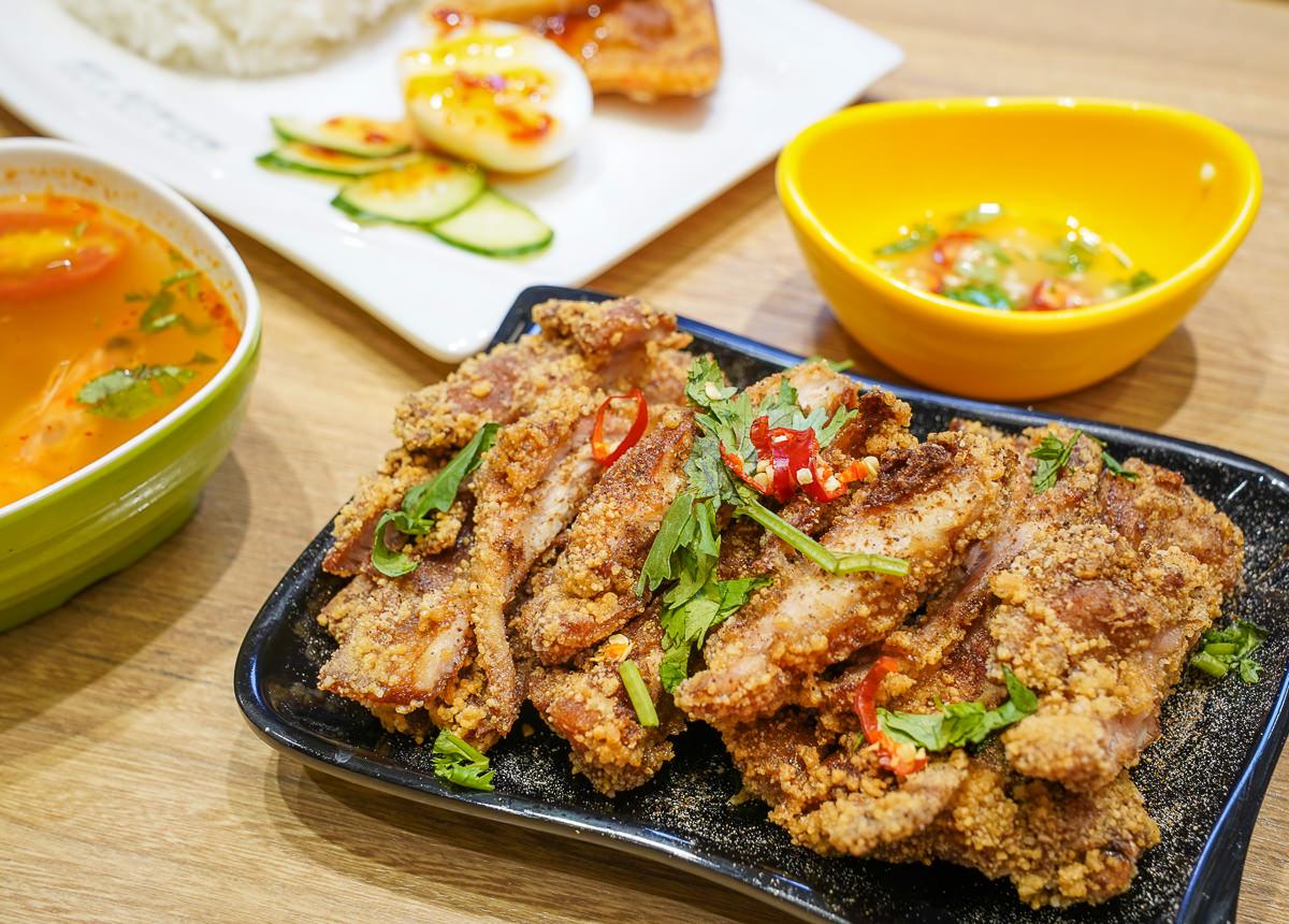 [高雄巨蛋美食]䳉泱宮泰式料理第一品牌-曼谷超夯泰式料理進駐高雄漢神巨蛋!平價個人泰式套餐 @美食好芃友
