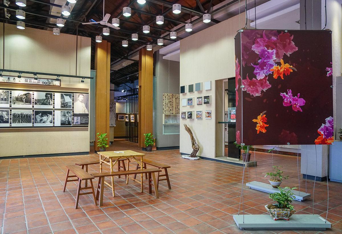 [屏東景點]竹田車站(竹田驛園)-綠意盎然日式木造車站園區x絕美玻璃屋咖啡廳大和頓物所 @美食好芃友