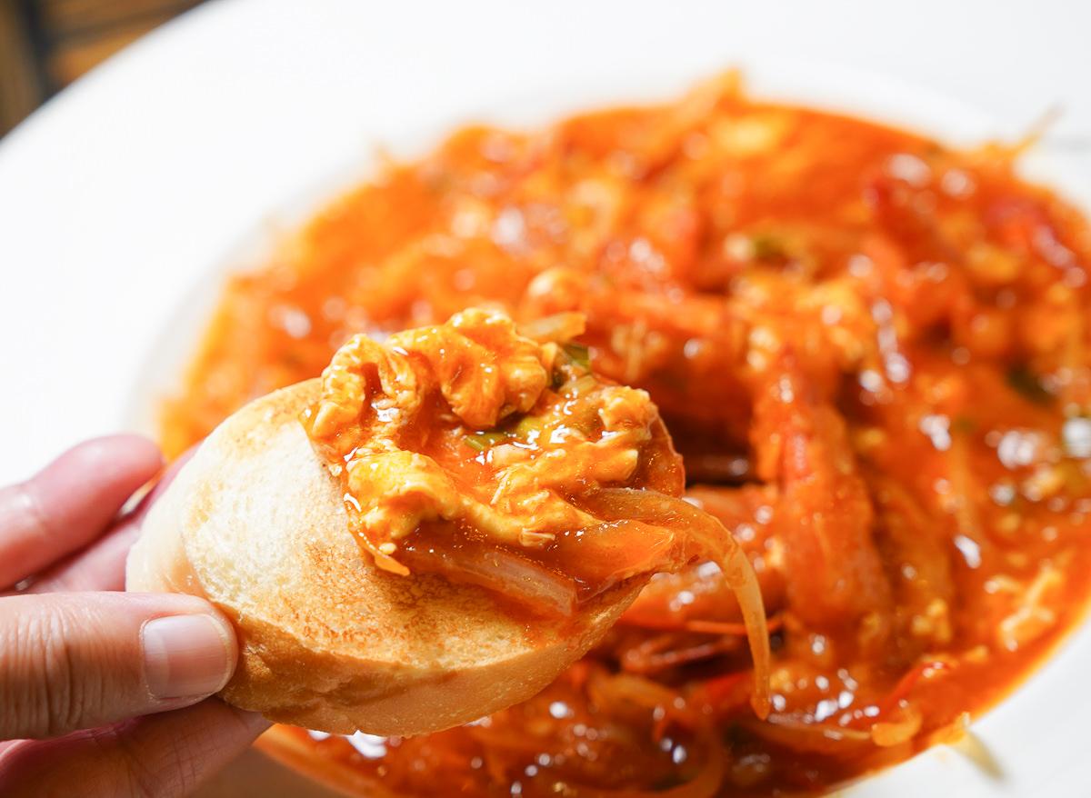 [高雄]旅人灶咖無國界創意料理-藏身在歐美工業風餐酒館的美味中式料理!? @美食好芃友
