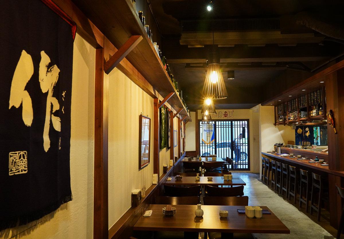 [高雄]路地食事処-道地日本地爐料理~光榮碼頭旁巷弄超人氣居酒屋 @美食好芃友