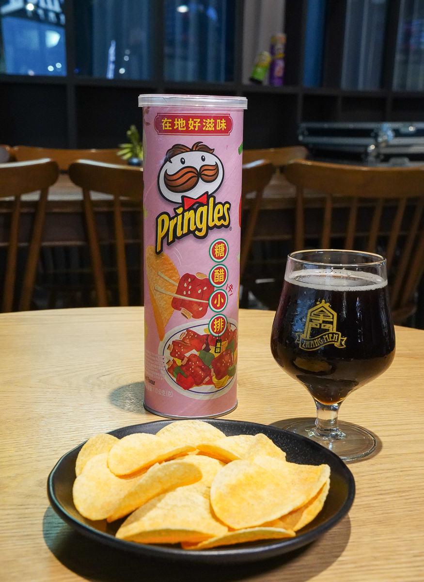 品客愛台味~品客x掌門精釀啤酒!神還原最對味海陸台灣味組合 @美食好芃友