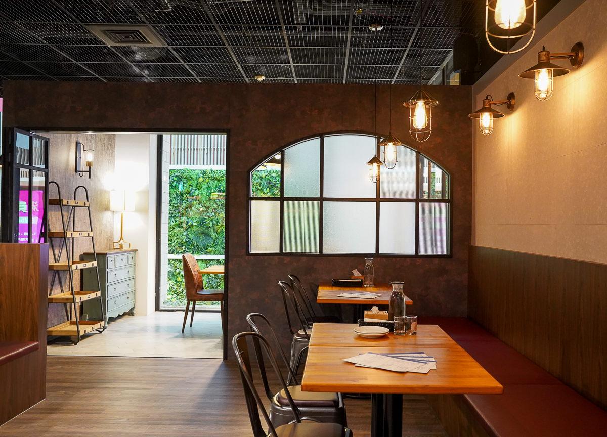 [高雄]貝佛街義式餐坊Belfort Bistro(悅誠廣場2F)-經典歐洲口味義式餐酒館~好吃不貴 @美食好芃友