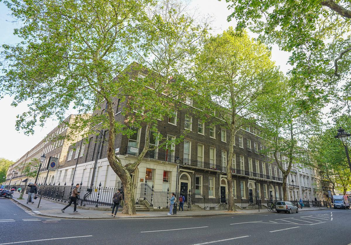 [英國遊學]歐洲學生大推的倫敦語言學校BSC London:學校環境、周邊與宿舍介紹 @美食好芃友