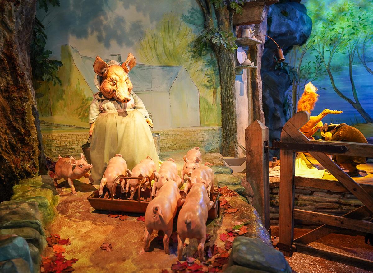 [英國景點]英國湖區彼得兔博物館-近距離接觸彼得兔!超萌彼得兔紀念品太好買~ @美食好芃友