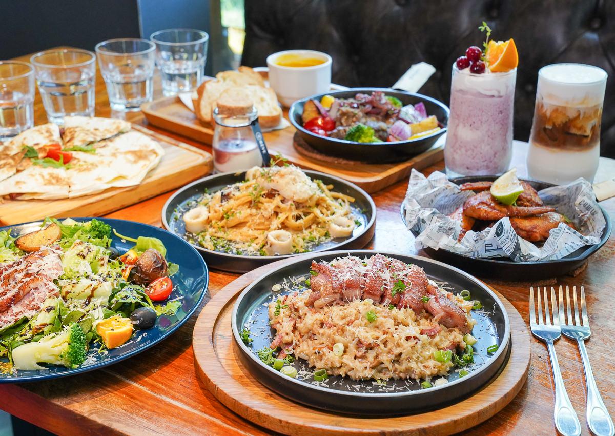 [台北]Gonna共樂遊(內湖店)-美味地中海風料理餐廳x內湖人氣不限時咖啡廳 @美食好芃友