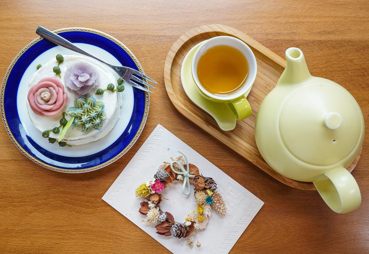 [高雄早午餐]聽見花開Blooming-女孩們必來~好拍又好吃的浪漫鄉村風早午餐 @美食好芃友