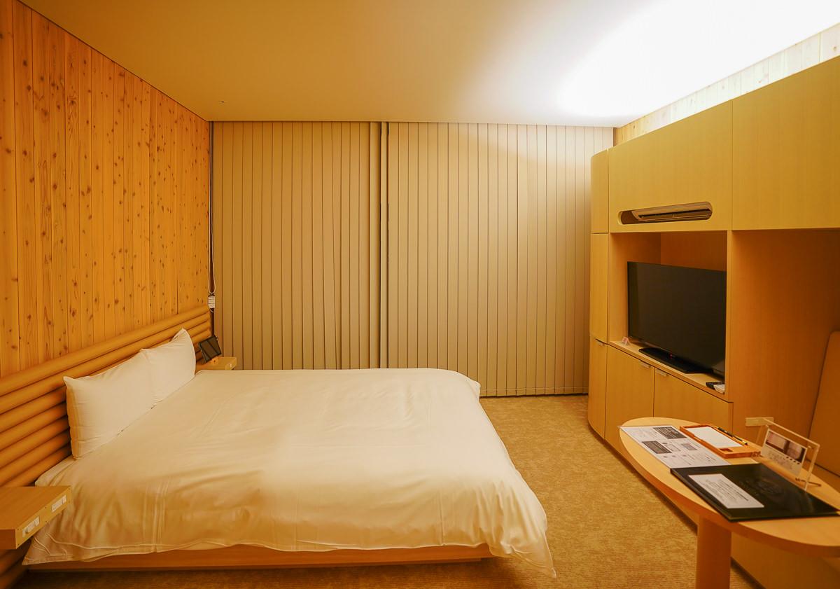 [山形住宿推薦]SHONAI HOTEL SUIDEN TERRASSE-水田上的飄浮設計旅店!日本建築大師坂茂最新作品 @美食好芃友