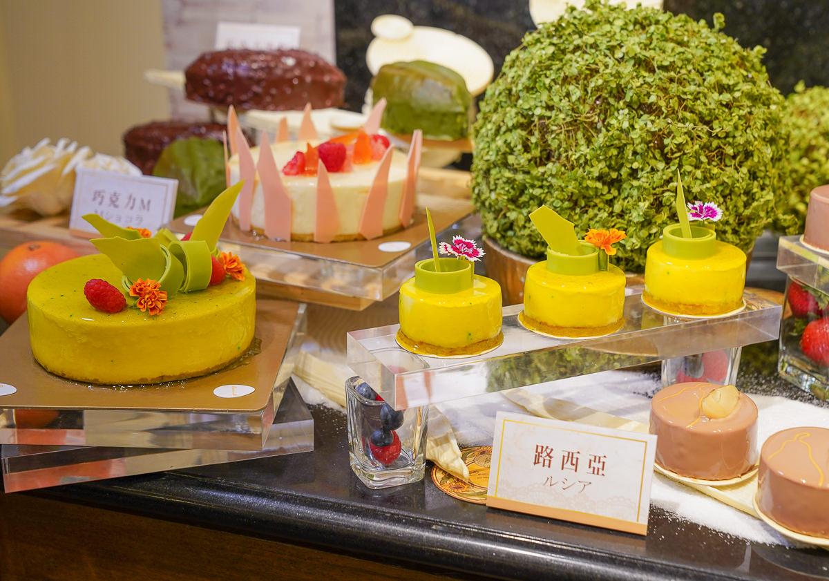 [高雄]東京甜點名店主廚客座夢幻甜點~高雄漢來糕餅小舖9月期間限定 @美食好芃友