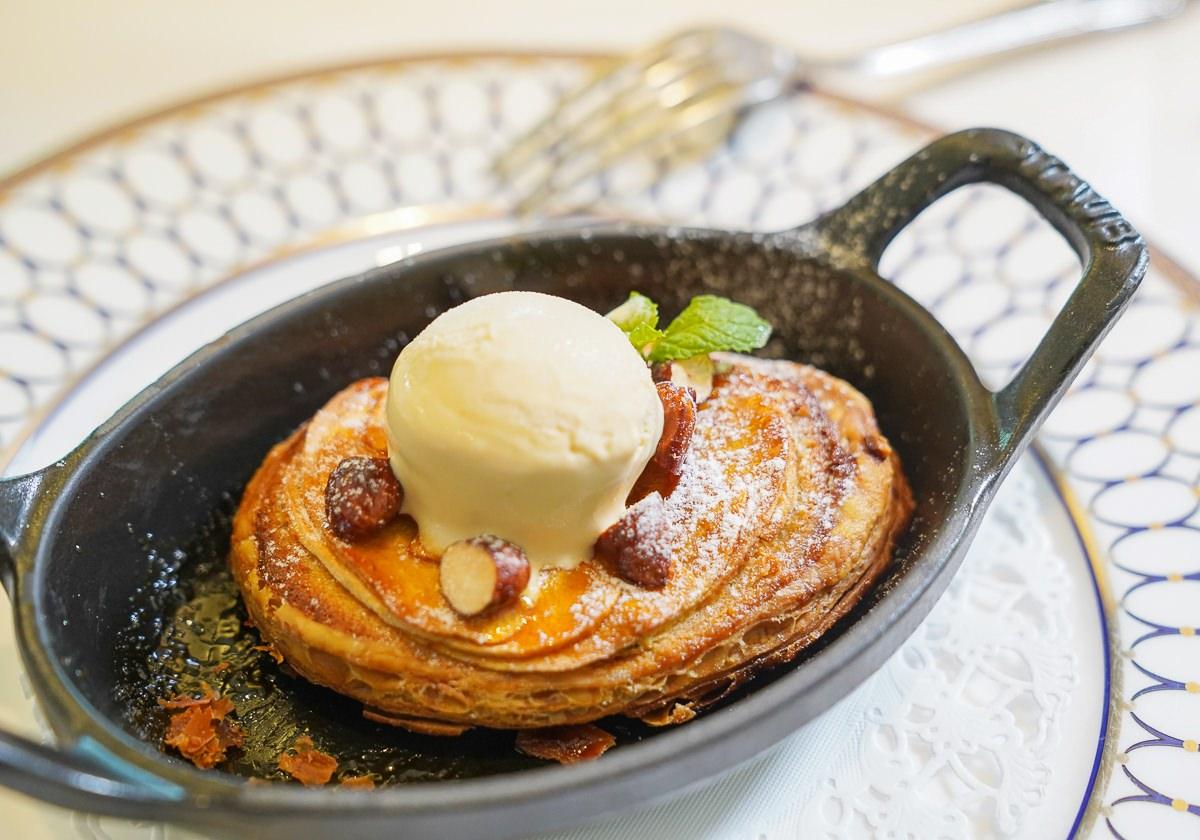 [高雄]Pasadena帕莎蒂娜法式餐廳-三層法式下午茶+主廚現做烘焙甜點!9/30前滿五人送一人超優惠 @美食好芃友