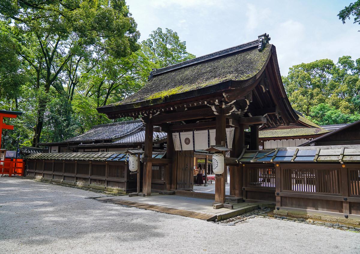 [京都景點]河合神社-超可愛鏡繪馬自己彩繪!日本女孩子最愛「第一美麗神」 @美食好芃友