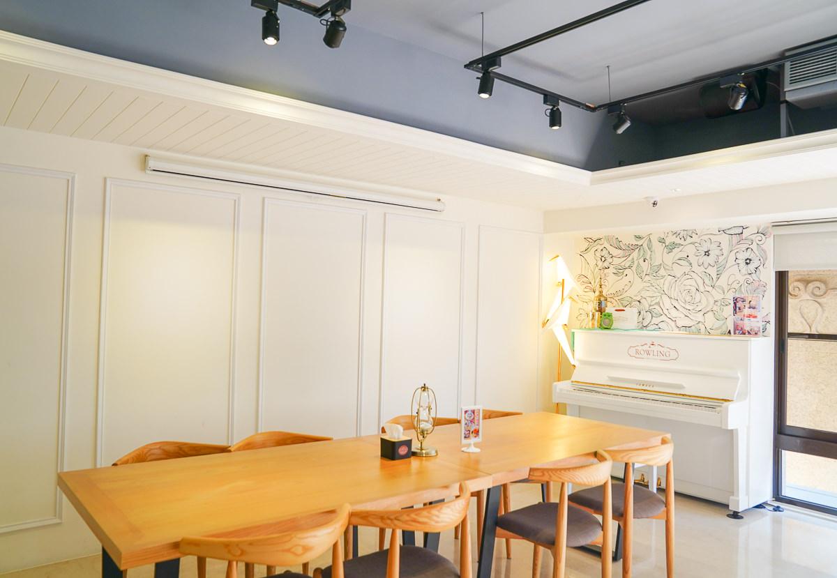 [高雄]光洲建設x琳咖啡Rowling Cafe-質感雙層下午茶不用500元!陽光灑落午後白色空間 @美食好芃友