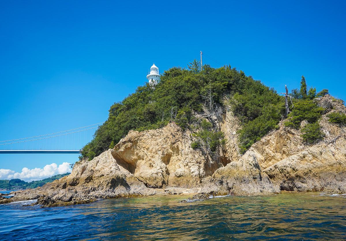 [愛媛景點推薦]來島海峽搭觀光船賞急流x海邊大啖超新鮮BBQ @美食好芃友