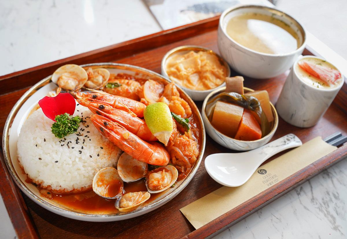 [文山特區美食]好夥伴咖啡文山店-咖啡店賣東坡燜肉?超乎水準的和食套餐 @美食好芃友