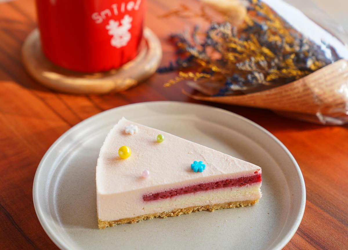 [高雄下午茶推薦]吃一口甜點-低調平價手工甜點店~平凡外表的不平凡滋味! @美食好芃友