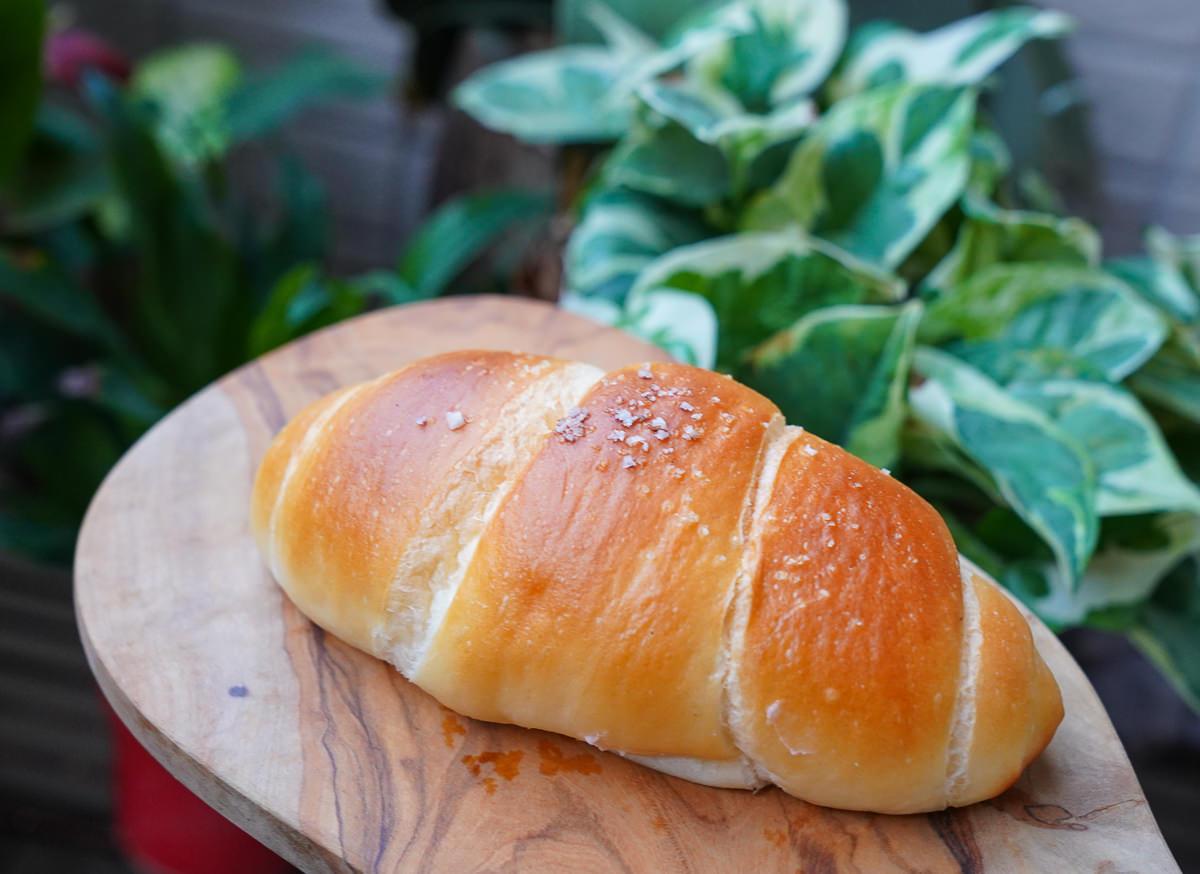 [高雄麵包推薦]Woo Bakery壞麵包-三多商圈巷弄隱藏人氣麵包店!蔥胖超推~ @美食好芃友