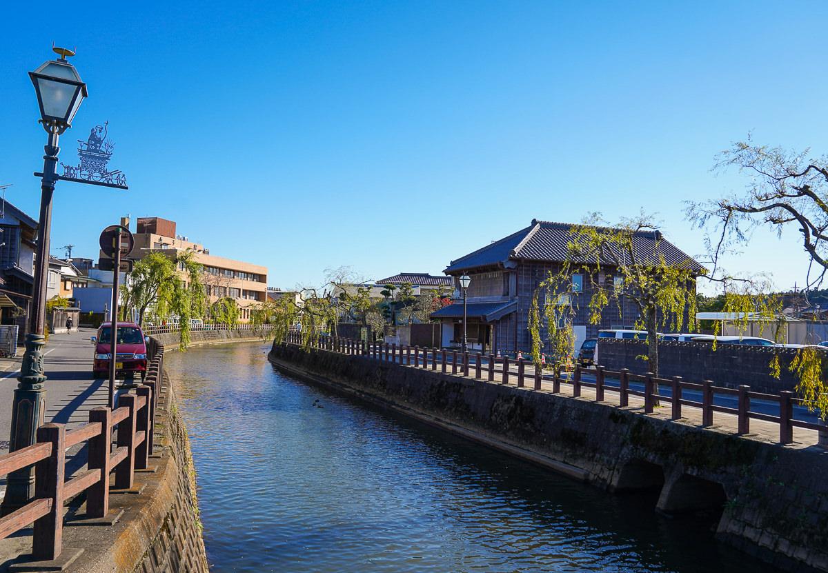 [東京近郊]水鄉佐原-離東京1.5小時的小江戶秘境!漫步歷史水都小鎮~ @美食好芃友