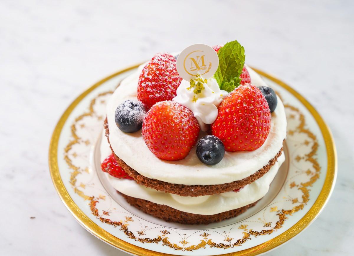 [高雄]My Cake Boutique買蛋糕精品旗艦館-少女們尖叫吧!法式純白優雅空間~DIY手做蛋糕&甜點下午茶 @美食好芃友
