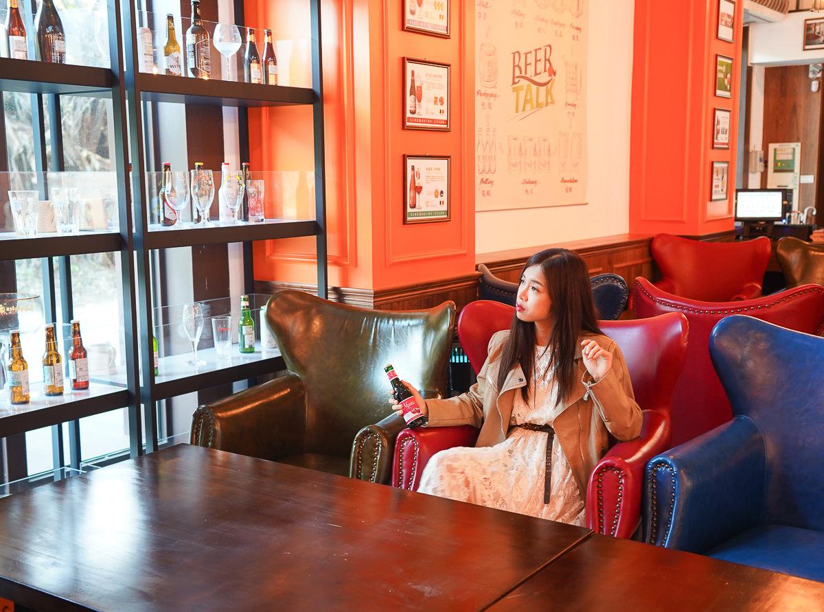 台北美食 Beer Talk Cafe & Bar 細酌牛飲 比利時精釀啤酒餐酒館