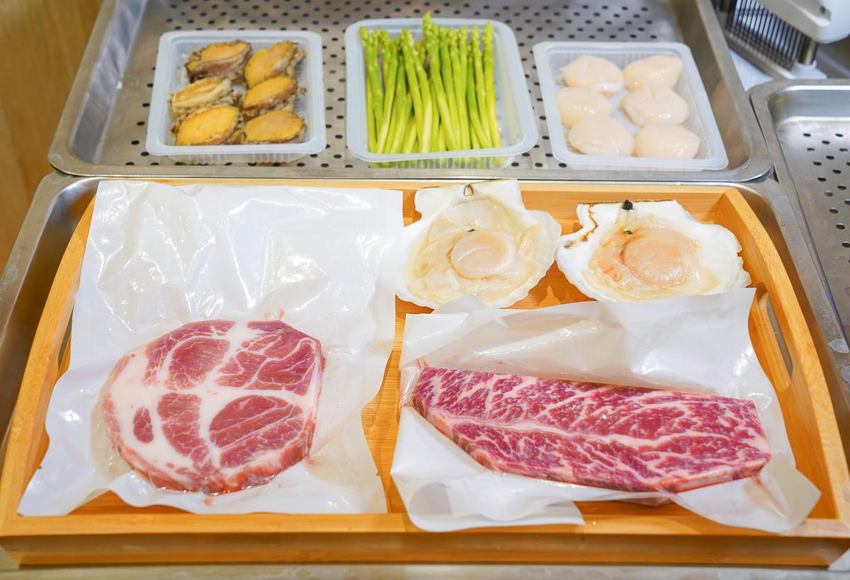 [高雄]風車驛站-高雄第一家超市鐵板燒x浪漫花園吃火鍋!新鮮食材自己挑 @美食好芃友