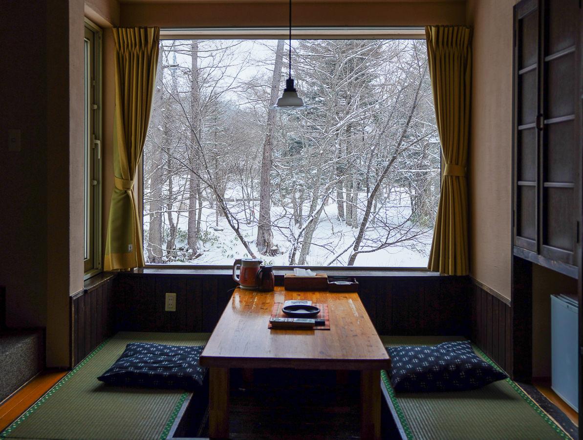 [北海道道東]中標津養老牛溫泉旅店湯宿だいいち-絕美雪景圍繞秘境溫泉 @美食好芃友