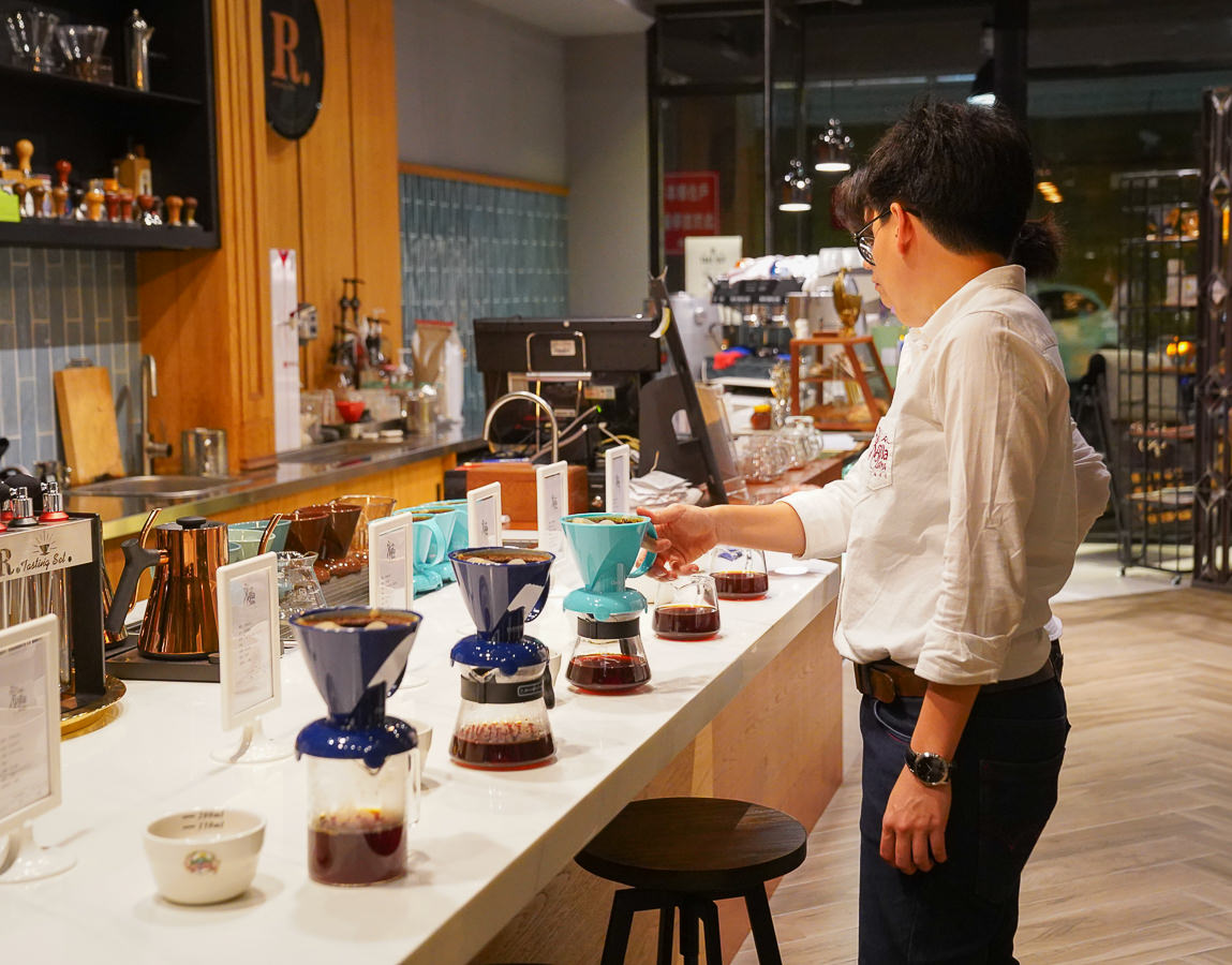 [咖啡杯測]Villa Clara克菈菈咖啡2019/2020產季杯測會-超乎想像的哥倫比亞豆&全新肯亞豆 @美食好芃友