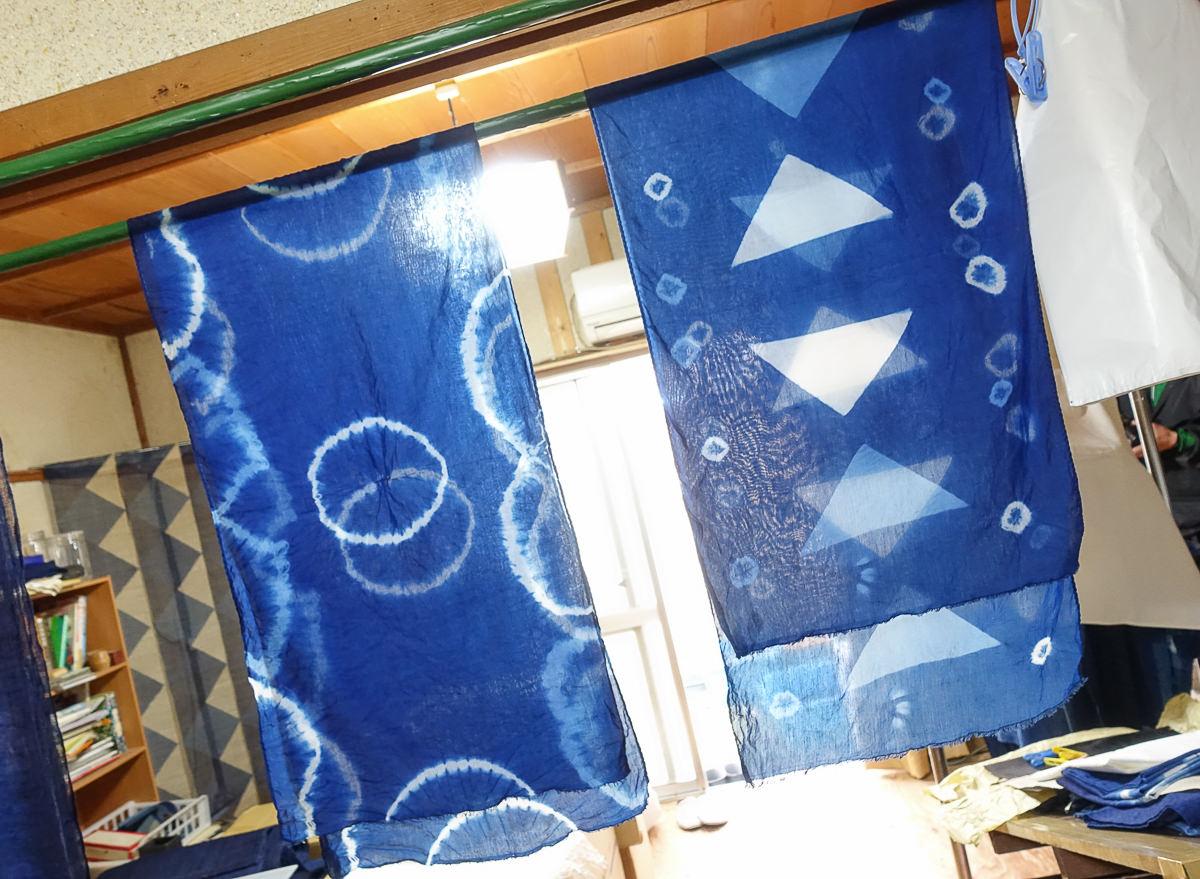 [京都近郊]京都龜岡景點愜意半日遊-出雲大神宮、丹波紅豆手做和菓子、京都藍染手作、湯之花溫泉 @美食好芃友