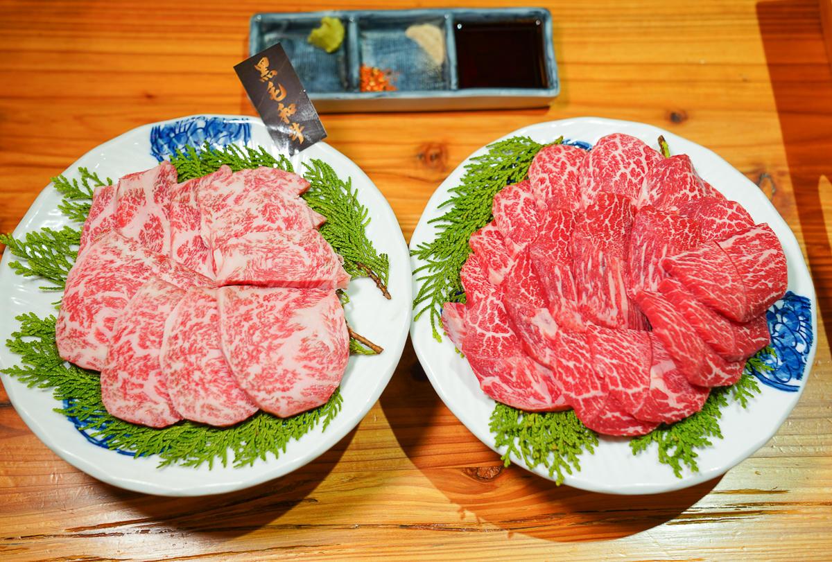 [高雄炸牛排推薦]萩椛牛かつ專門店-肉控愛慘的老饕級日式炸牛排~隱藏版必點銅板價炸牛肉餅 @美食好芃友