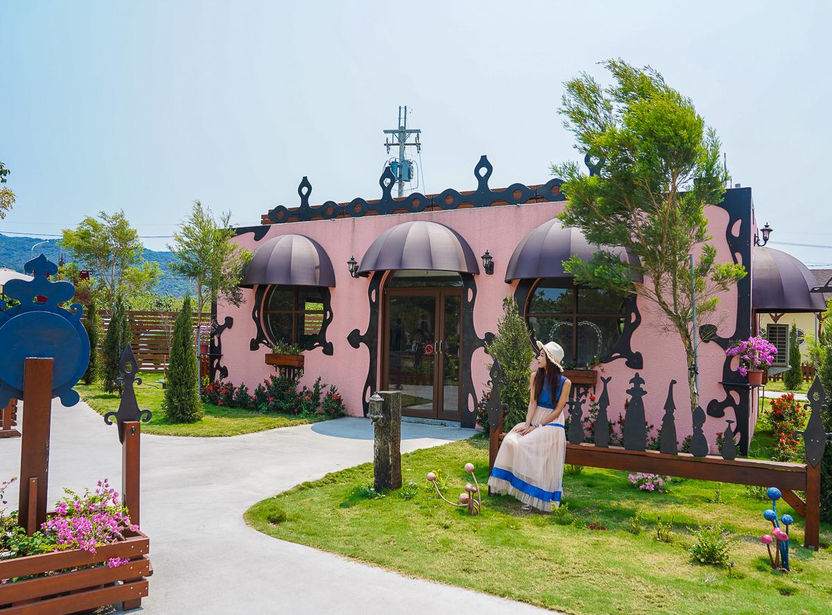 [屏東景點]艾米達精靈谷茶樹莊園-夢幻超好拍!精靈出沒的歐風童話莊園~2020超夯ig景點 @美食好芃友